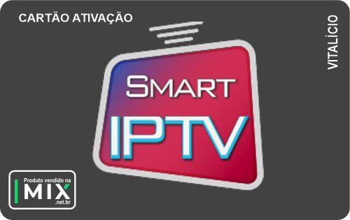 Smart IPTV Licença