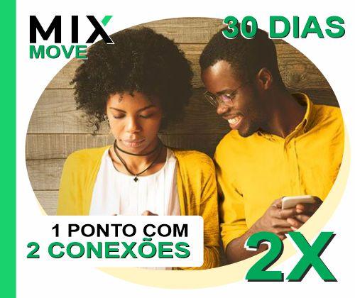 Mix Move 2X
