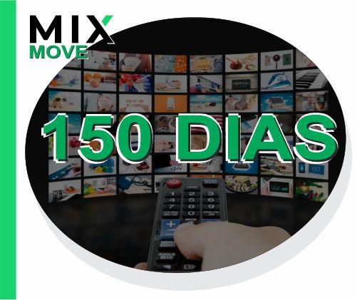 Mix Move 150