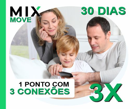 Mix Move 3x