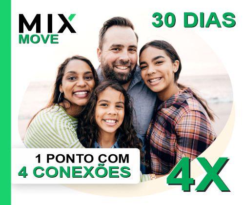 Mix Move 4x